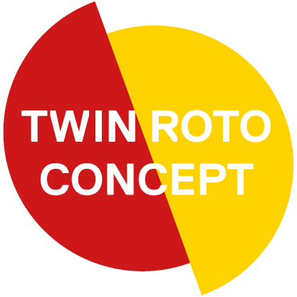 TWIN ROTO CONCEPT